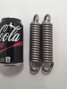 250 Wire Heavy Duty Extension Spring Lot Of 2