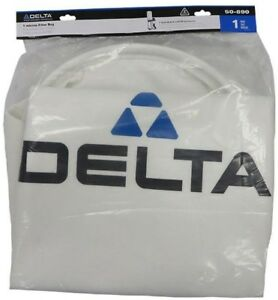 Delta Filter Bag 1 Micron Dust Collector Accessory Power Tool Fits 50 786 50 786