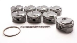 Srp Bbc Domed Piston Set 4 600 Bore 33cc