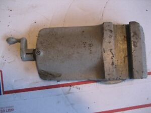 Hendey Lathe Cone Head Compound Vise For 12 And 14 Lathe