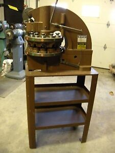 Di Acro 12 Turret Punch Diacro Tooling Clean Punch Press Stand Not Included