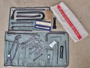 Mercedes 300sl Gullwing W198 Oem Tool Kit complete Matched Original