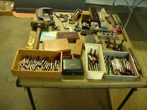 Machine Shop For Sale Complete Shop Of Metal Working Eqipment Check The List