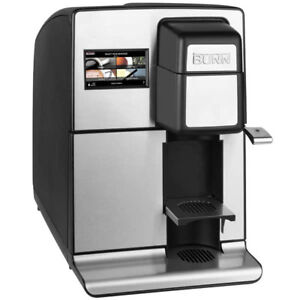 Bunn 44500 0000 My Cafe Mco K cup Automatic Commercial Coffee Brewer new