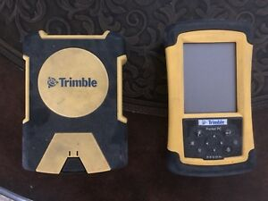 Trimble Gps Pathfinder Pro Receiver And Recon Data Collector