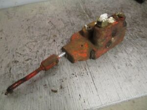 Allis Chalmers 180 185 Tractor Hydraulic Pto Valve