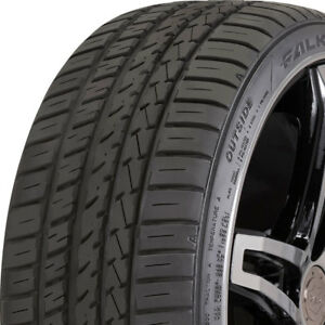 4 New 235 55zr18 100w Falken Azenis Fk450 As 235 55 18 Tires A s