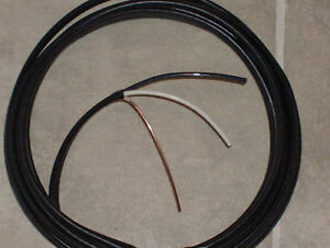 6 2 W grnd Romex Simpull Wire 30 all Lengths Avail usps Priority Shipping