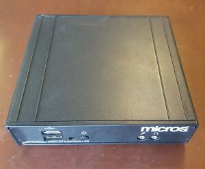 Micros Dt 166 Controller With Power Supply Pn 700876 210