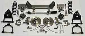 1964 1970 Ford Mustang Front Mustang Ii Ifs Conversion Kit 425 Coil