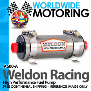 A600 A High Performance Pump Up To 800 Horsepower By Weldon Racing