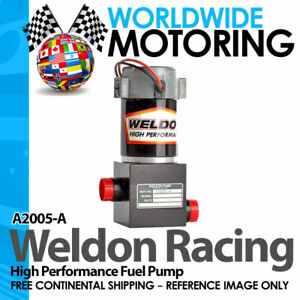 A2005 A High Performance Pump Up To 800 Horsepower By Weldon Racing