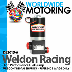 Db2015 A High Performance Fuel Pump Up Good Up To 1400 Hp By Weldon Racing