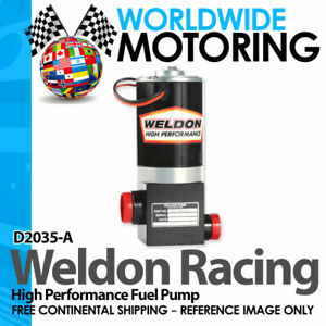 D2035 A High Performance Fuel Pump Up 1400 Hp To 2400hp Plus By Weldon Racing