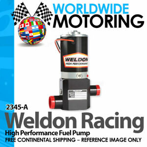 2345 A High Performance Fuel Pump Up 1400 Hp To 2400hp Plus By Weldon Racing