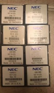 Nec Dsx 40 80 160 1091060 2 Port 8 hour Intramail Flash Voice Mail Card