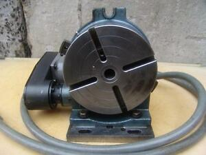 Haas 8rtv Rotary Table 8 For Cnc Machine 11 Pin