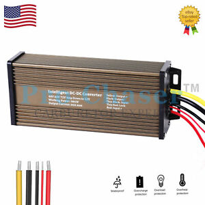 Dc 48v Step Down To 12v 30a 360w Voltage Reducer Converter