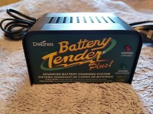 Deltran Battery Tender Plus 12v 1 25a Automatic Battery Charger