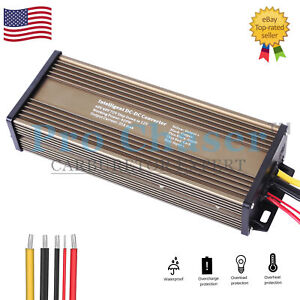 Golf Cart Dc Converter 48v 48 Volt Voltage Reducer Regulator To 12v 35a 420w