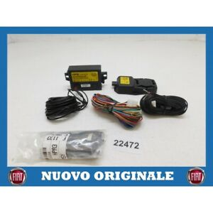 Alarm Complete Kit Anti theft Device Set Original Fiat Sedici 71806513