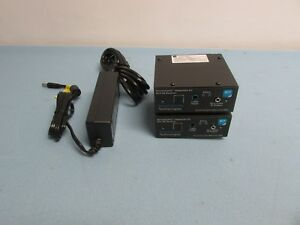 Set Of 2 Sound Control Technologies Rc2 he Receivers c19f Pre owned