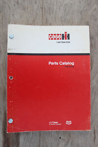Case ih 1194 Tractor Original Parts Catalog 8 2182
