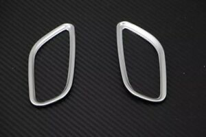 For Mitsubishi Outlander 2013 2018 Abs Chrome Dashboard Air Vent Outlet Trim
