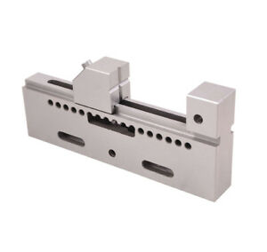 Manual Stainless Steel Vise 214mm For Wedm Wire cut Edm Sc 000219 Cnc