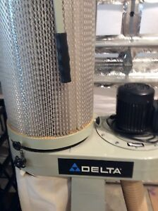 Delta Shopmaster Model Ap400 1hp Single Stage Dust Collector Ready To Use Nice