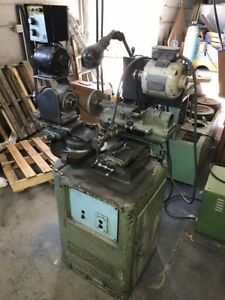 Pratt Whitney Tool And Cutter Grinder