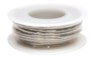 Tinned Copper Wire 20 Awg 4 Oz Spool 79 Feet Diameter 0 032