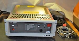 Lds Pa 500 L Power Amplifier Ling Vibration Testing 500w N498 Pal Series Shaker