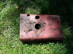 International Ih Farmall Tractor Hood Cowl Cover A