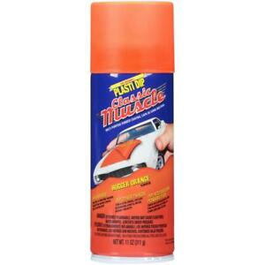 Classic Muscle Hugger Orange 1969 Multi purpose Rubber Coating Spray 11 Oz Can