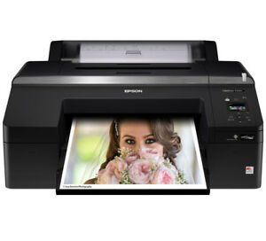 Epson Surecolor P5000 17 Wide format Inkjet Printer Scp5000se