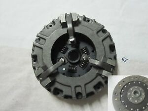 Dual Stage Clutch Lva801352 Ch18376 For John Deere 950 990 1050 870 970 1070