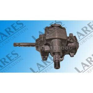 70 79 Chevrolet Remanufactured Manual Steering Gear Box Fast Ratio lares 1276