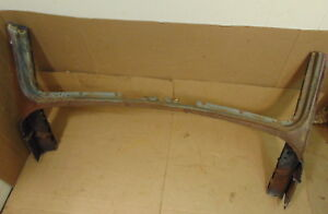 1935 Ford Pickup Truck Windshield Opening Lip Patch Panel Original Part