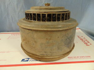 1937 1938 1940 Era Dry Air Cleaner Filter Chevrolet Ford Rat Rod Pickup Coupe