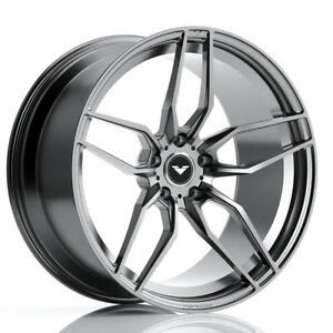 20 Vorsteiner Vfn505 Forged Concave Wheels Rims Fits Ford Mustang Shelby