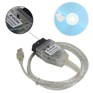 For Bmw Inpa K Dcan With Usb Interface Switch Diagnostic Obd2 Cable Ft232rq Chip