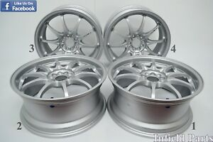 Jdm 17 Rays Engineering Ce28 17x7 5 50 5x100 Forged Rims Subaru Brz Eh207