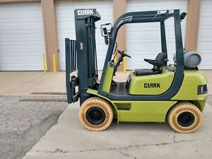 Clark Forklift Cmp30 Recently refurbished