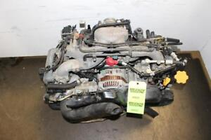2000 2005 Subaru Legacy Outback Forester Rs 2 0l Engine Jdm Ej20 Replacement 2 5