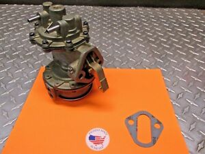 1963 To 1970 Chevrolet Gmc Truck 6 Cyl Double Action Fuel Pump Modern Rebuilt