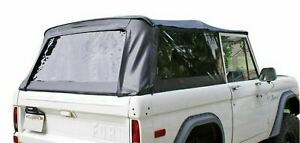 Rampage Complete Top W tinted Windows 66 77 Bronco Black Diamond