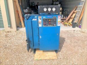 Quincy Rotary Screw Compressor 50hp