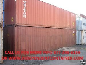 40 Cargo Container Shipping Container Storage Container In Salt Lake City