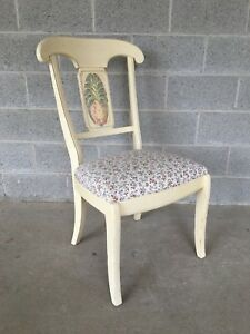 Ethan Allen Legacy French Country Style Side Chair Model13 6302 Finish 633